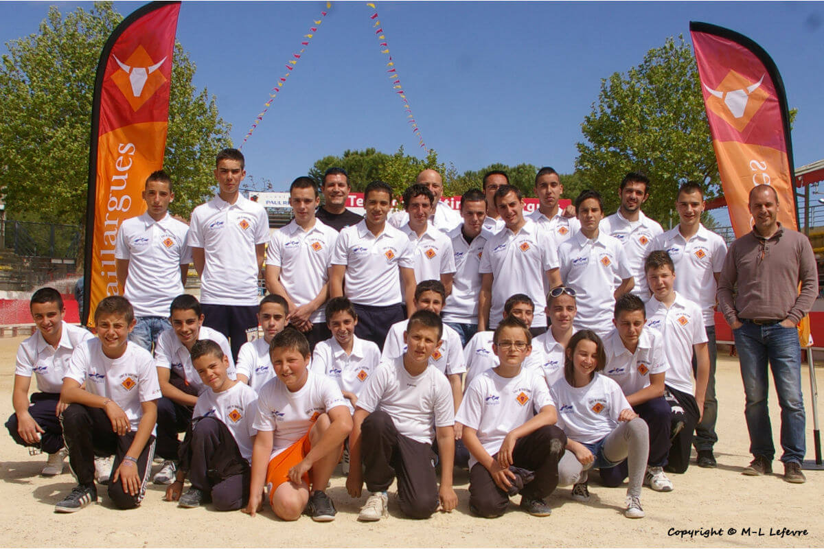 Groupe 2012 raseteurs baillargues