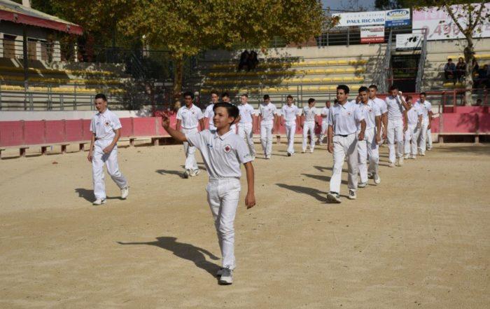 Ecole raseteurs Baillargues